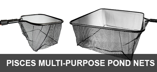 Find the right pond net and cover netting from Aquatix-2u