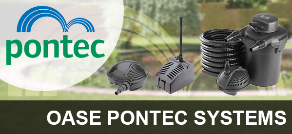 Pontec Filters, Pumps and more