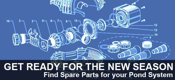 Spare Parts for your Pond
