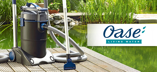 Essential Pond Cleaning Solutions by Oase