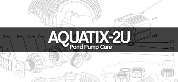 Preparing Your Pond Pump for the New Season