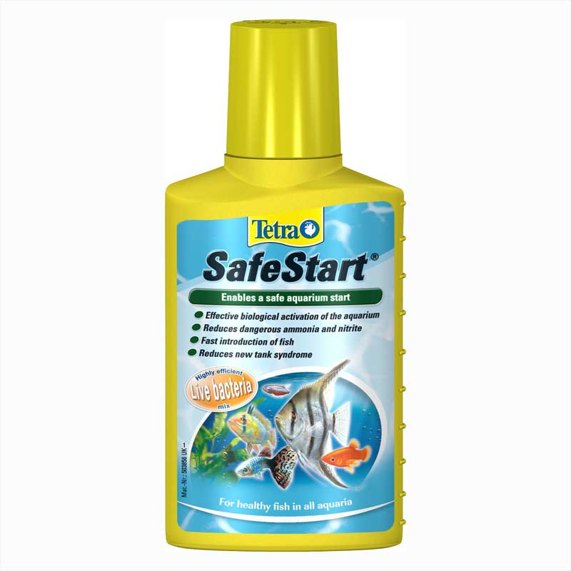 Tetra safestart aquarium water treatment for Water softener for fish tank