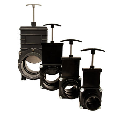 Silde Valves with Sleeves