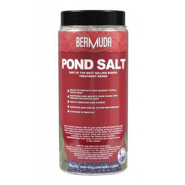 Bermuda Banish Toxins - Pond Salt