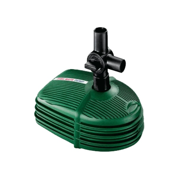 Fish mate pond filter pumps all models water fountain for Fish mate pond pumps