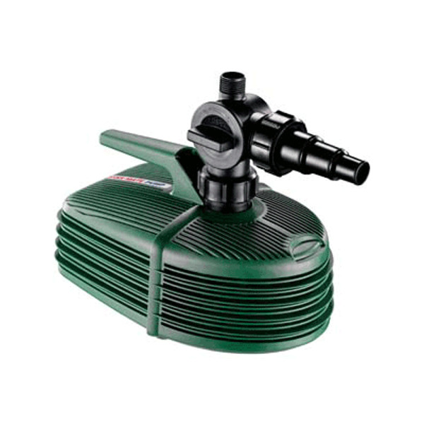Fish mate pond filter pumps all models water fountain for Pond filter and fountain