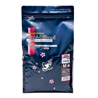 Saki Hikari Colour Enhancer Pond Pellets