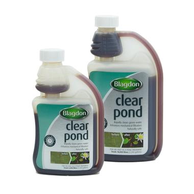 Blagdon Clear Pond Treatment