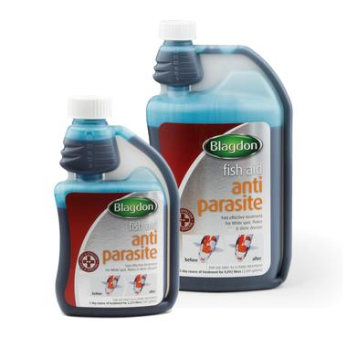 Blagdon Anti-Parasite Fish Treatment