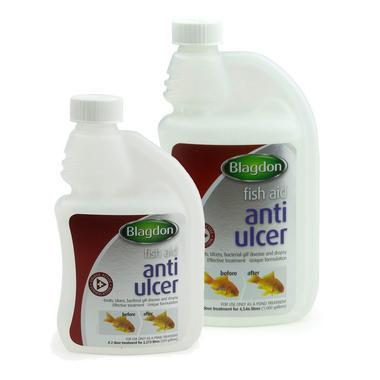 Blagdon Anti-Ulcer Fish Treatment