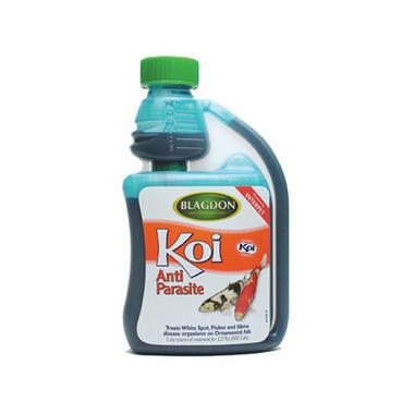 Blagdon Koi Anti Parasite Fish Treatment