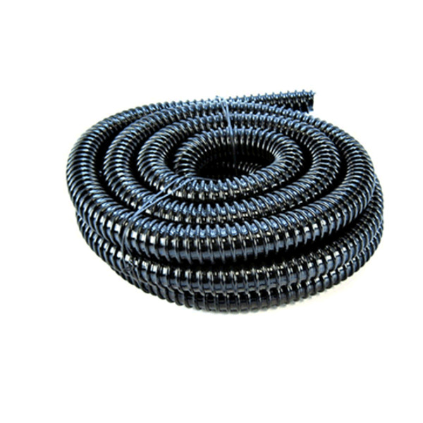 1 Inch 25mm Black Corrugated Flexible Hose Fish Pond