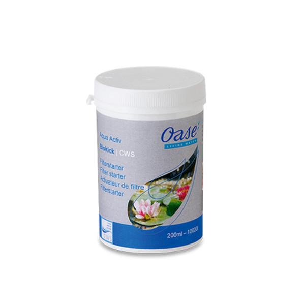 Oase Biokick Cws 200ml Filter Start Treatment Pond Cleaner