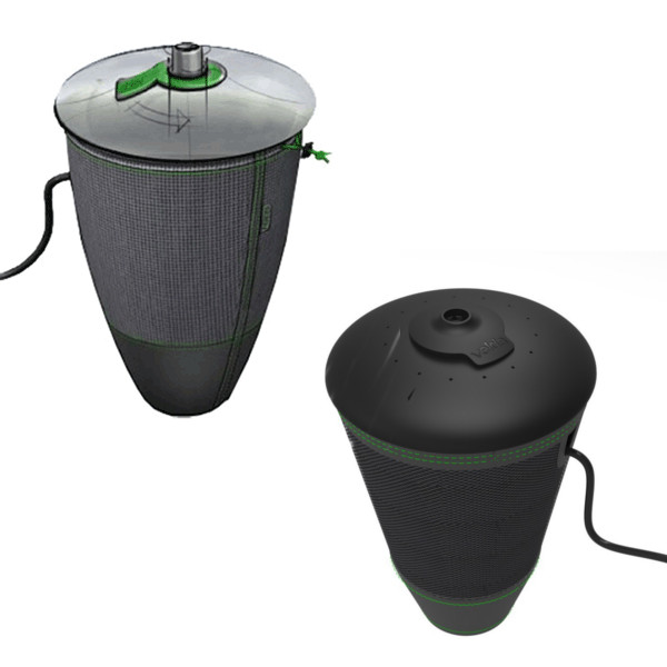 Velda 1500 2500 Floating Fish Pond Filter And Pump With Uvc All In One System Ebay