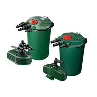 Fish Mate Pressurised Clear Pond Systems
