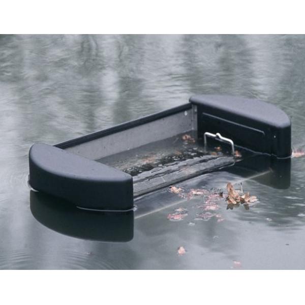 Oase lake management floating skimmer for Floating pond skimmer