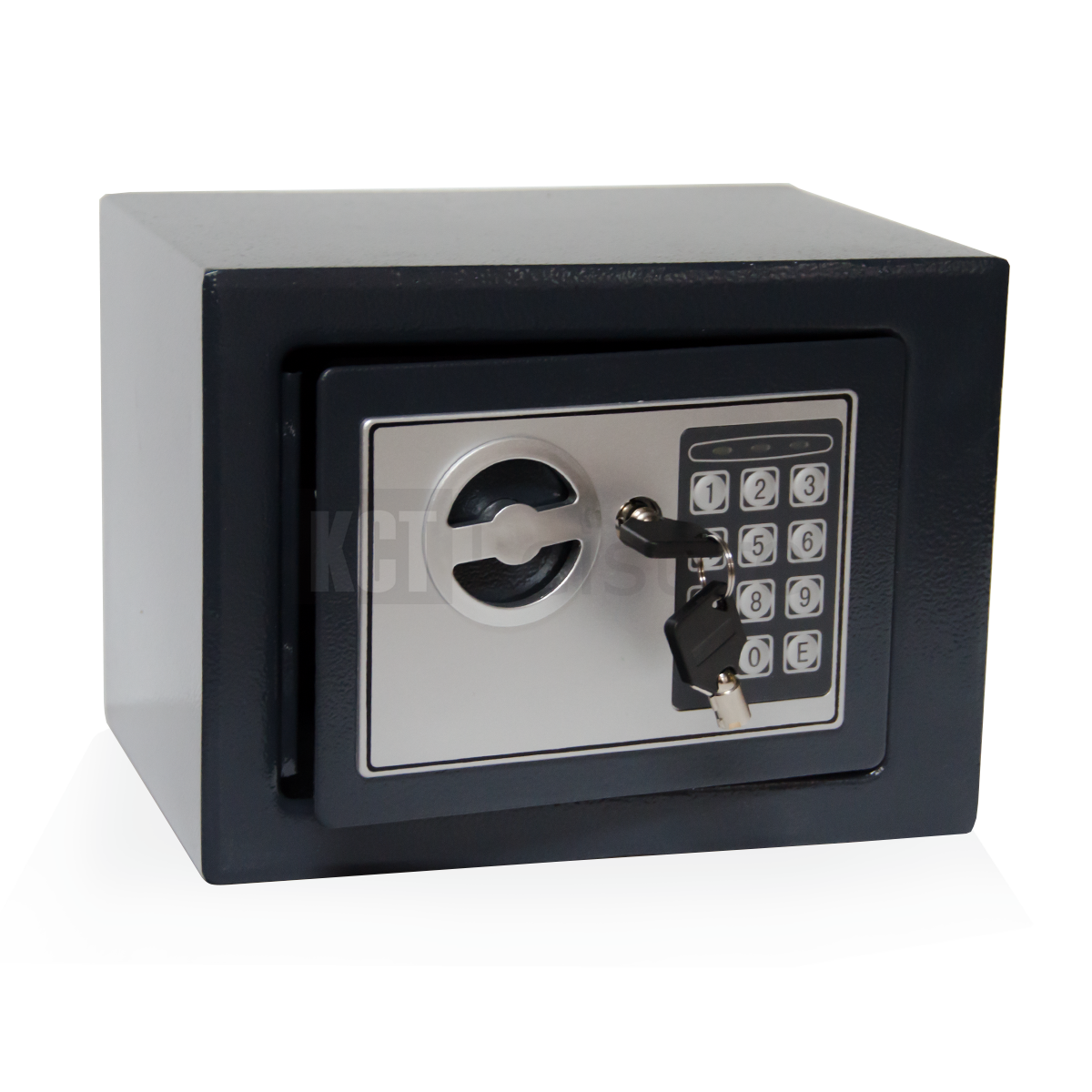 Kct small home digital safe secure safety box high for Small safe box for home