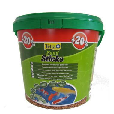 Tetra Floating Sticks 10 Litre + 20 Percent Extra
