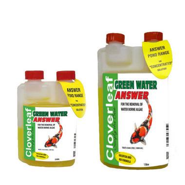 Cloverleaf Green Water Answer Treatment