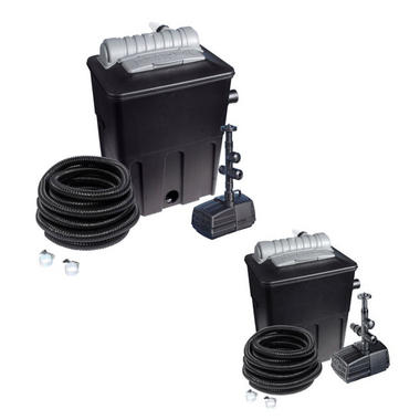 Hozelock Pump and Filter Combi Kits