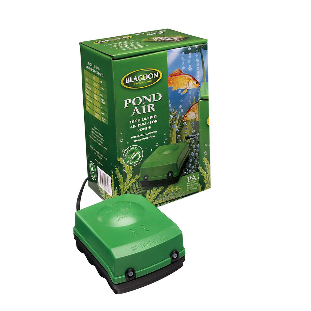 Blagdon Pond Air Pump Systems