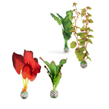 BiOrb Aquarium Silk Collection Plants