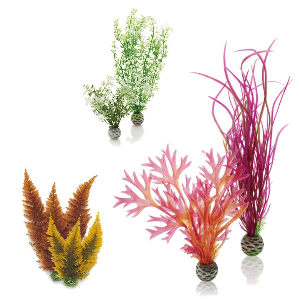 biorb aquatic decoration 2 packs