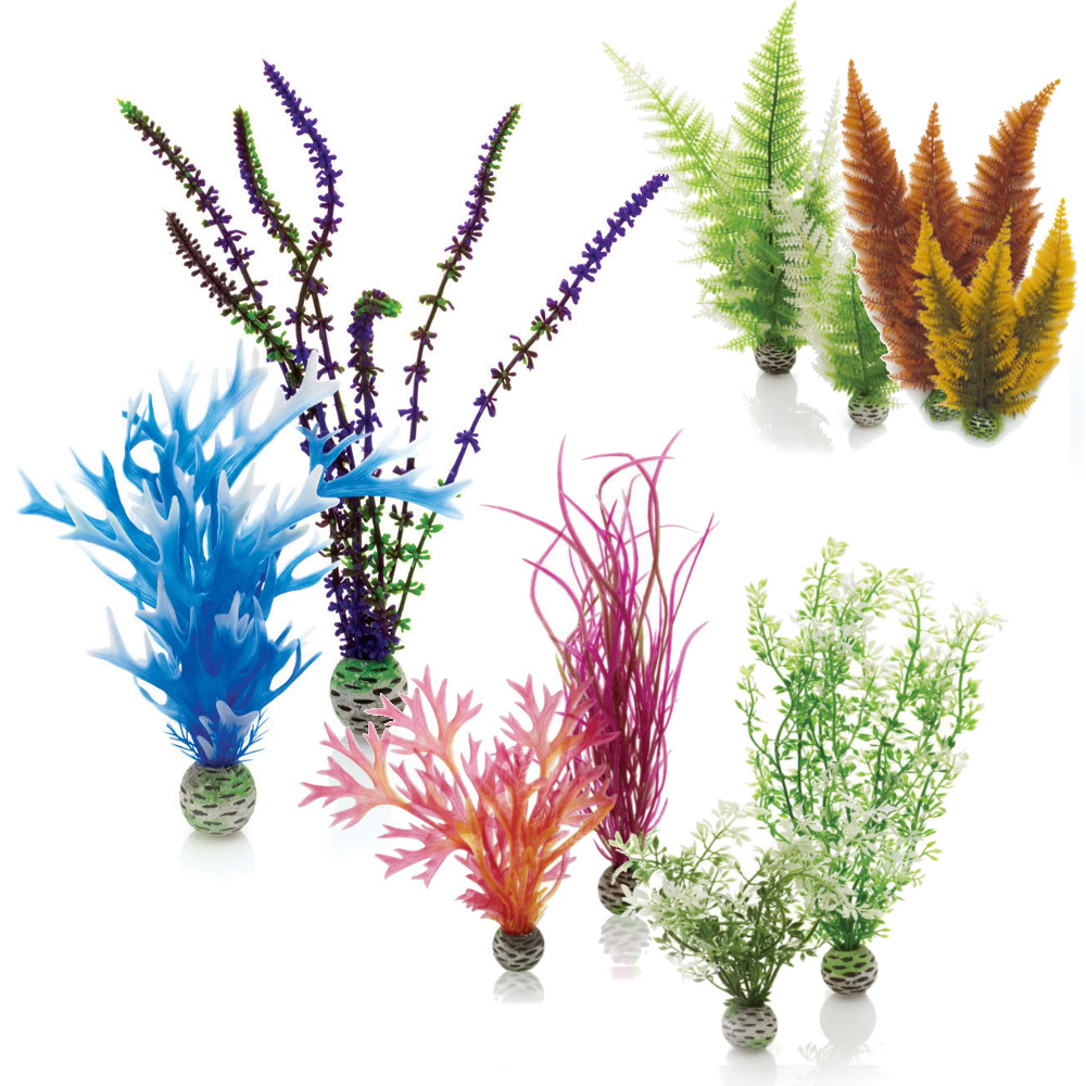 Biorb easy plant aquatic artificial decoration for for Aquatic decoration
