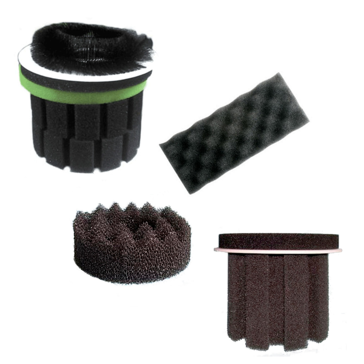 Fish mate genuine pond filter foam media replacement spare for Fish pond filter foam