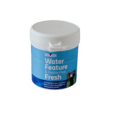 Bermuda Water Feature and Pebble Pool Fresh