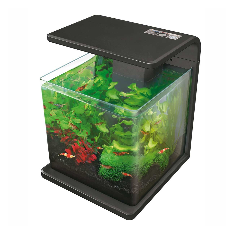 Superfish Wave Aquarium 15l 30l Glass Fish Tank Complete