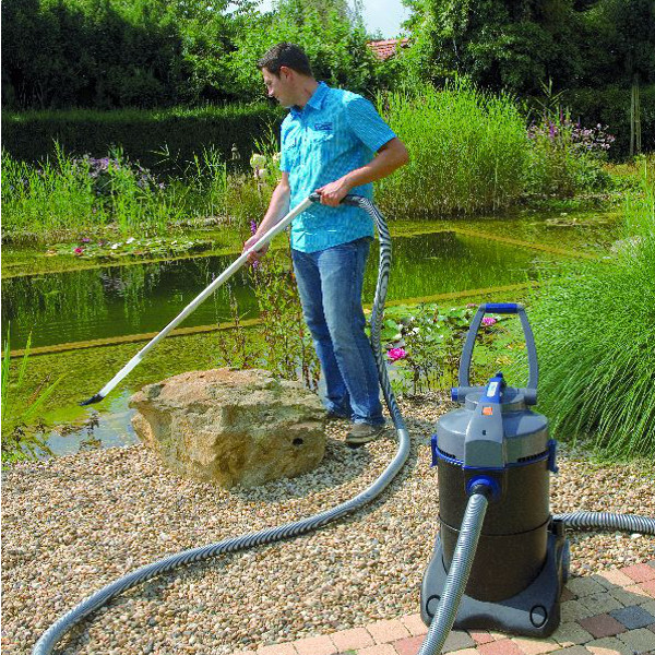 choose pond vacuum
