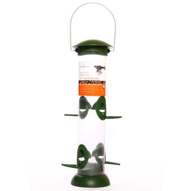 Chapelwood Click Top Seed Bird Feeder 12 Inch