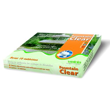 Velda Fountain Clear Tablets