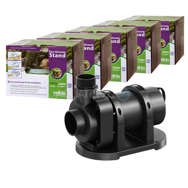 Velda Eco-Stream Stand Performance Pond Pumps