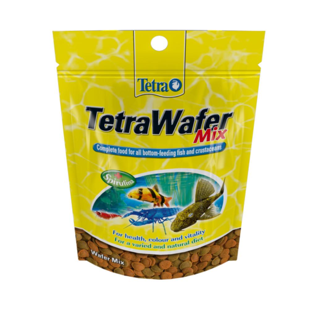 Tetra aquarium wafer mix 68g for Bottom feeder aquarium fish