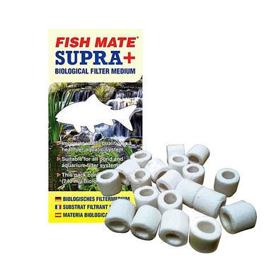 Fish Mate Supra + Biological Filter Media