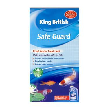 King British Safe Guard 500ml Treatment