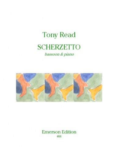 Read: Scherzetto for Bassoon & Piano E466