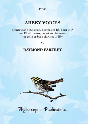 Parfrey: Abbey Voices (Wind Quintet) PP133