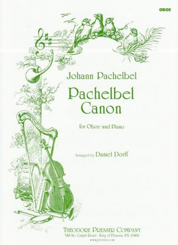 Pachelbel Canon for Oboe & Piano PR11440889