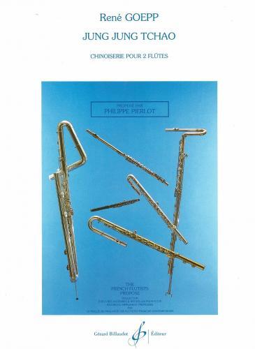 Goepp: Jung Jung Tchao (Flute Duet) UMP56332