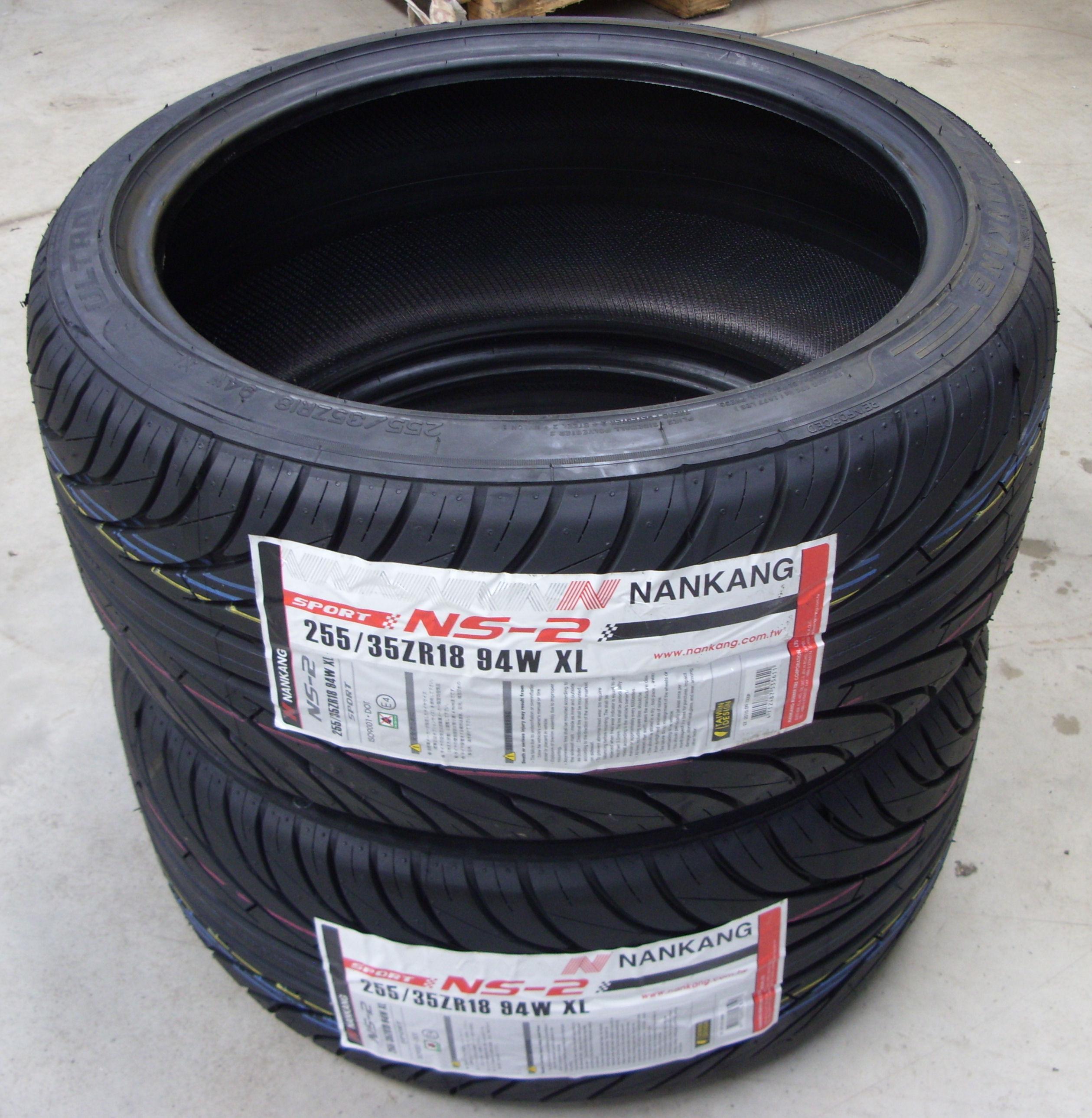 255 35 18 nankang sport ns2 tyres 2553518 94w 255 35 18. Black Bedroom Furniture Sets. Home Design Ideas