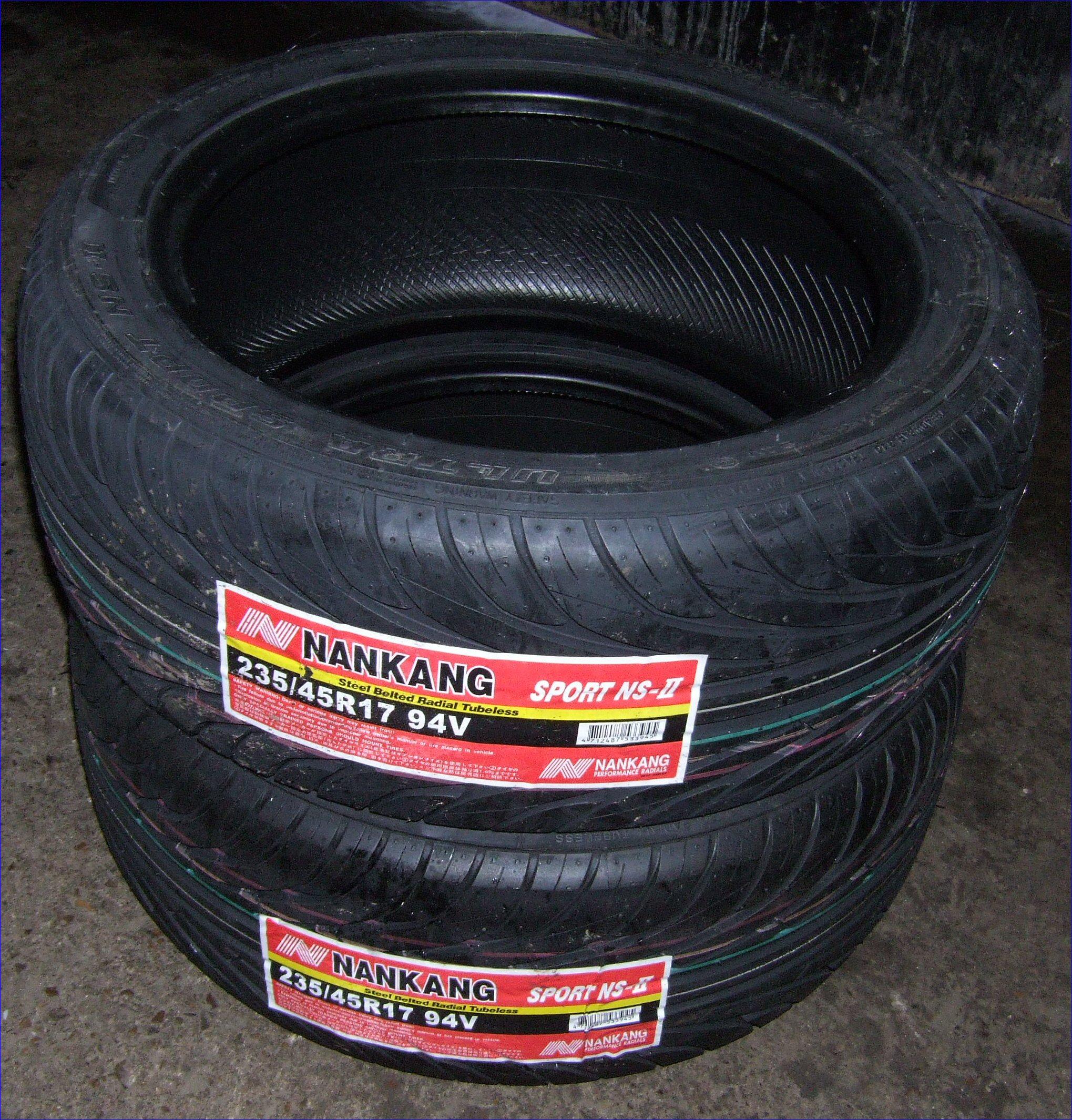 235 45 17 nankang ns2 235 45 17 tyres 2354517 91v x2 ebay. Black Bedroom Furniture Sets. Home Design Ideas