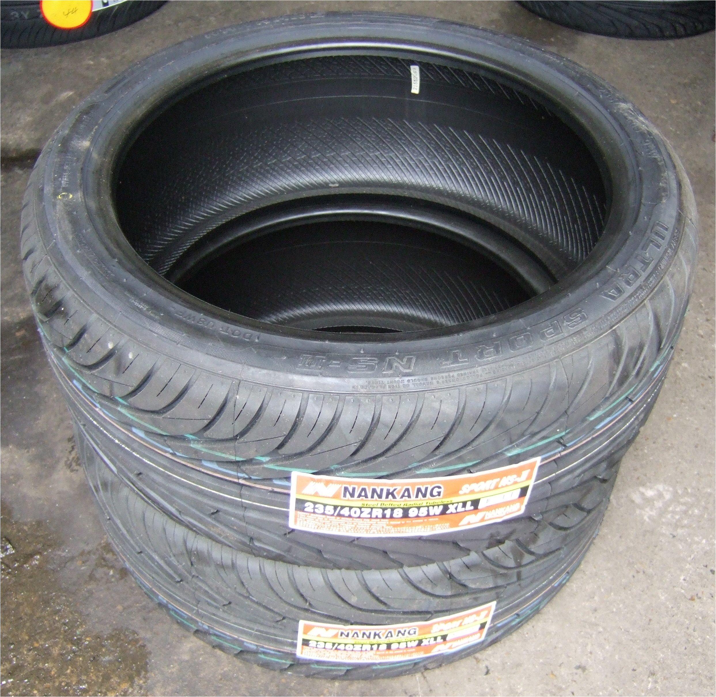 235 40 18 nankang ns2 budget tyres 2354018 98w 235 40. Black Bedroom Furniture Sets. Home Design Ideas