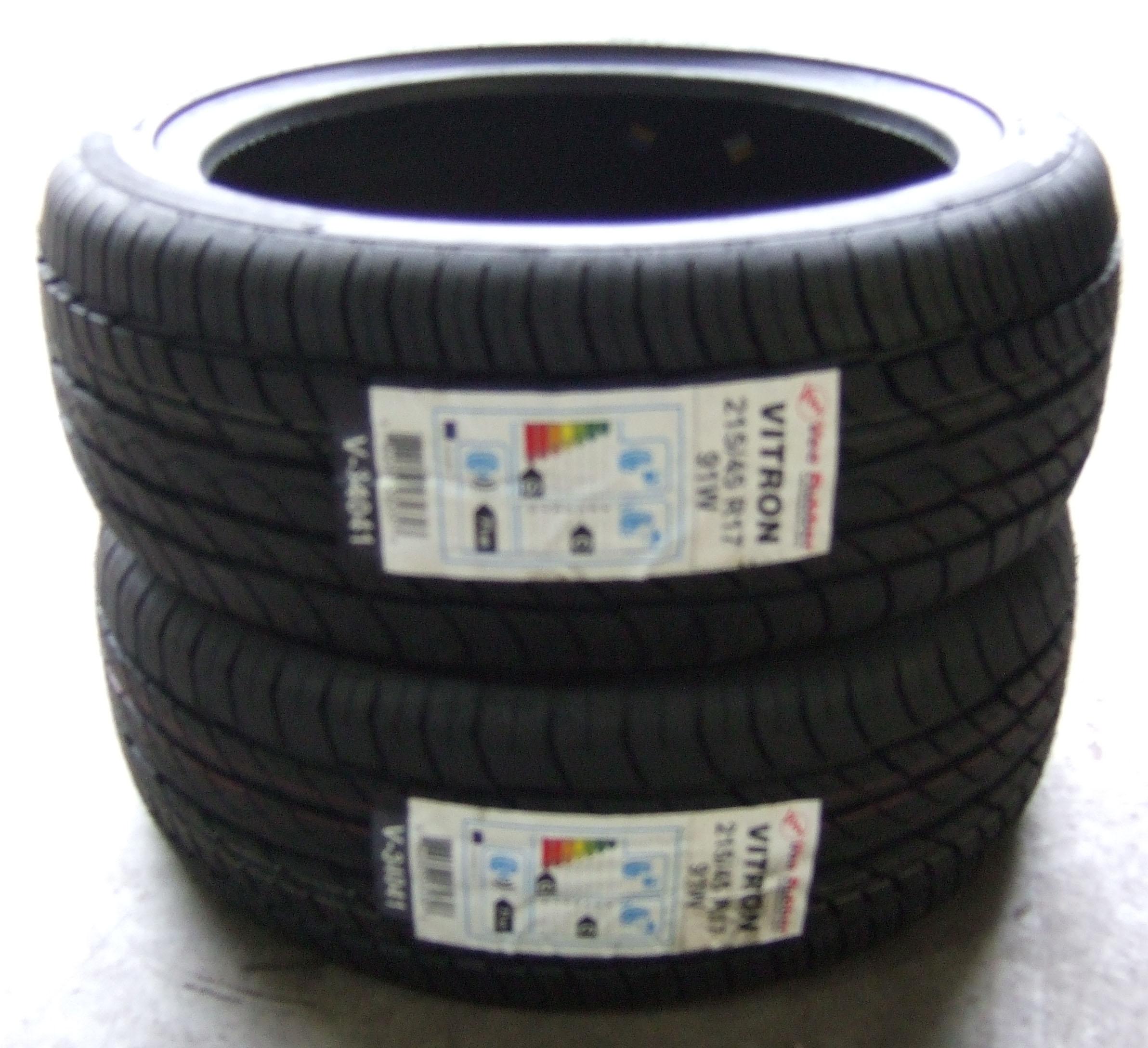 215 45 17 veerubber vitron budget tyres 2154517 91w xl 215 45 17 pair x2 ebay. Black Bedroom Furniture Sets. Home Design Ideas