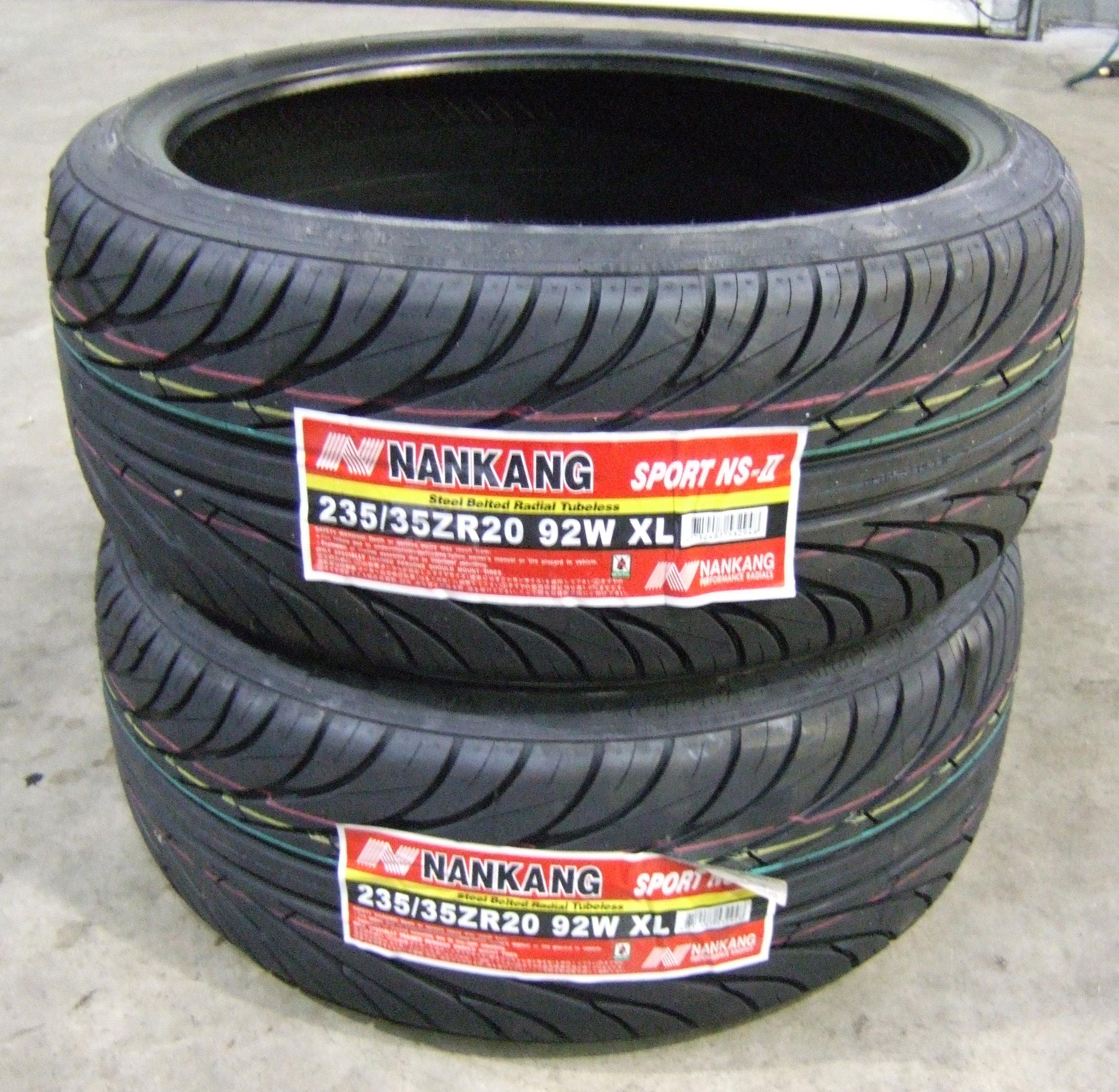 235 35 20 nankang sport ns2 tyres 2353520 92w xl 235 35 20. Black Bedroom Furniture Sets. Home Design Ideas