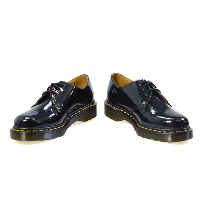gallery for gt shiny black doc martens womens