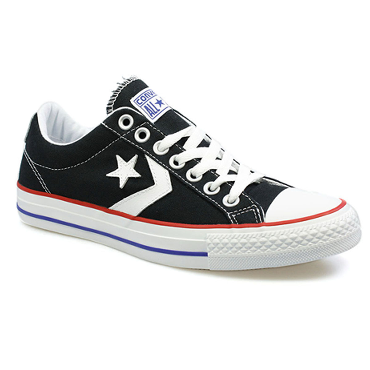 CONVERSE STAR PLAYER EV LOW BLACK