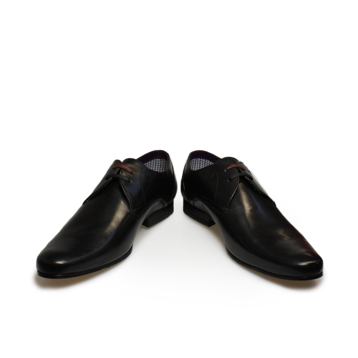 Ted Baker Brown Leather Derby Shoes